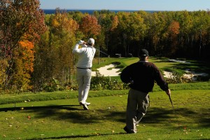 blue mountain chalet rental golf
